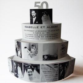 50 ans de mariage !
