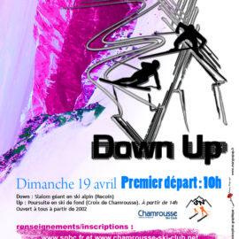 Affiche Down Up