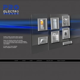 Site Pro électro