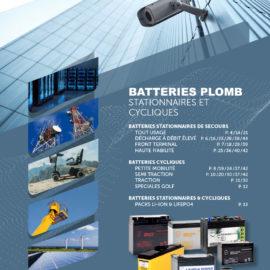 Catalogue présentation de gammes/Batteries Plomb/Batterie Lithium